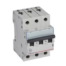 Legrand TX3 Автоматический выключатель 3P 25A (B) 6000/10kA