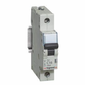 Legrand TX3 Автоматический выключатель 1P 13А (С) 6000/10kA