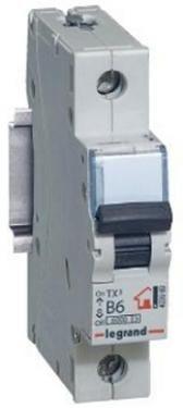 Legrand TX3 Автоматический выключатель 1P 25А (С) 6000/10kA
