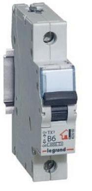 Legrand TX3 Автоматический выключатель 1P 63А (С) 6000/10kA