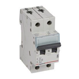 Legrand TX3 Автоматический выключатель 2P 13A (С) 6000/10kA