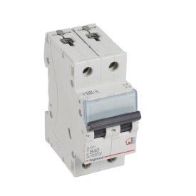 Legrand TX3 Автоматический выключатель 2P 40A (B) 6000