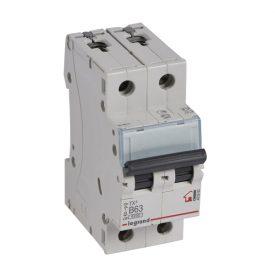 Legrand TX3 Автоматический выключатель 2P 63A (B) 6000