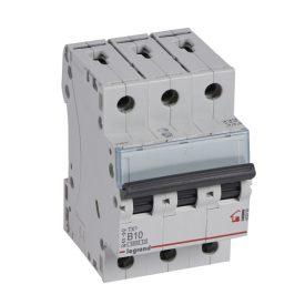 Legrand TX3 Автоматический выключатель 3P 10A (B) 6000