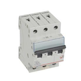 Legrand TX3 Автоматический выключатель 3P 25A (B) 6000
