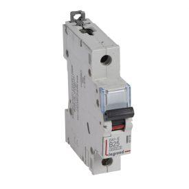 Legrand DX3-E Автоматический выключатель 1P 25А (В) 6000/6kA