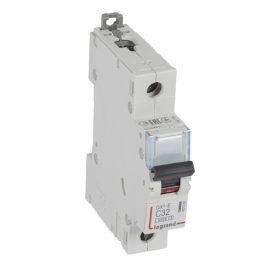 Legrand DX3-E Автоматический выключатель 1P 32А (С) 6000/6kA