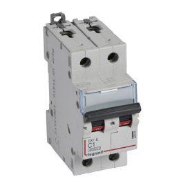 Legrand DX3-E Автоматический выключатель 2P 1А (С) 6000/6kA