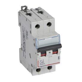 Legrand DX3-E Автоматический выключатель 2P 40А (С) 6000/6kA