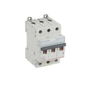 Legrand DX3-E Автоматический выключатель 3P 32А (С) 6000/6kA