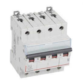 Legrand DX3-E Автоматический выключатель 4P 32А (С) 6000/6kA