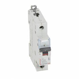 Legrand DX3 Автоматический выключатель 1P 20A (C) 6000/10kA