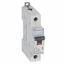 Legrand DX3 Автоматический выключатель 1P 40A (С) 6000/10kA
