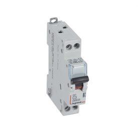 Legrand DX3 Автоматический выключатель 1P+N 3А (С) 6kA/10кА