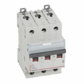Legrand DX3 Автоматический выключатель 3P 2A (С) 6000/10kA