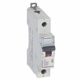 Legrand DX3 Автоматический выключатель 1P 40A (D) 10кА