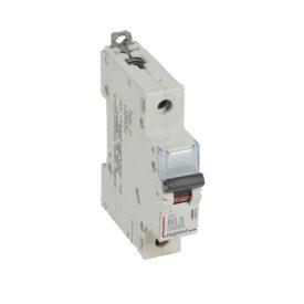 Legrand DX3 Автоматический выключатель 1P 0,5A (B) 10kA/16kA