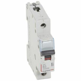 Legrand DX3 Автоматический выключатель 1P 3A (B) 10kA/16kA