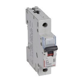 Legrand DX3 Автоматический выключатель 1P 4A (B) 10kA/16kA