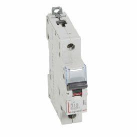 Legrand DX3 Автоматический выключатель 1P 16A (B) 10kA/16kA