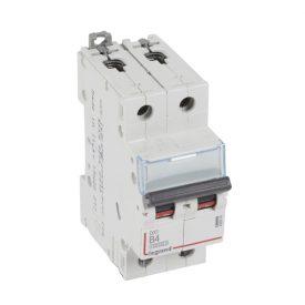 Legrand DX3 Автоматический выключатель 2P 4A (B) 10kA/16kA