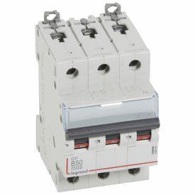 Legrand DX3 Автоматический выключатель 3P 3A (B) 10kA/16kA
