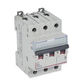 Legrand DX3 Автоматический выключатель 3P 4A (B) 10kA/16kA