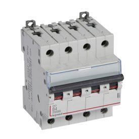Legrand DX3 Автоматический выключатель 4P 4A (B) 10kA/16kA