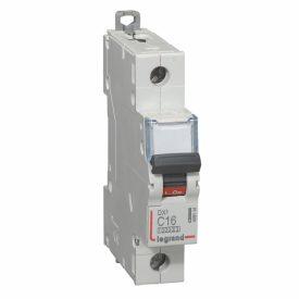 Legrand DX3 Автоматический выключатель 1P 16A (С) 10kA/16kA