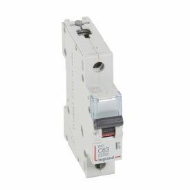 Legrand DX3 Автоматический выключатель 1P 63A (С) 10kA/16kA