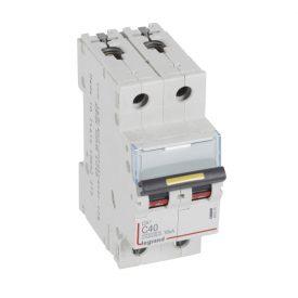 Legrand DX3 Автоматический выключатель 2P 0,5A (С) 10kA/16kA