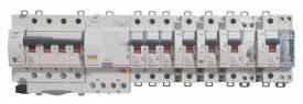 Legrand DX3 Автоматический выключатель 4P 32A (С) 10kA/16kA