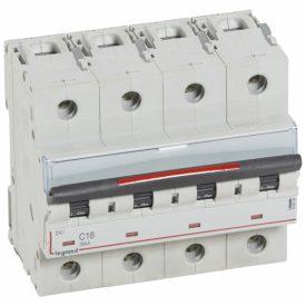 Legrand Автоматический выключатель DX3 16A 4п 36кА