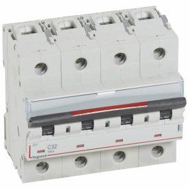 Legrand Автоматический выключатель DX3 32A 4п 36кА