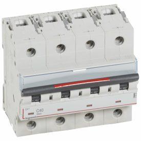 Legrand Автоматический выключатель DX3 40A 4п 36кА