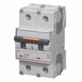 Legrand DX3 Автоматический выключатель 2П C125 25кА